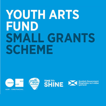 Youth Arts Small Grants Scheme